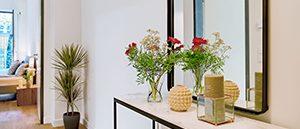 Mit dem Design-Paket gestaltete Wohnung in Charlottenburg