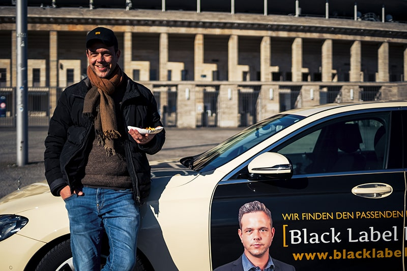 Local Hero für Berlin-Friedrichshain | Nico Bähr