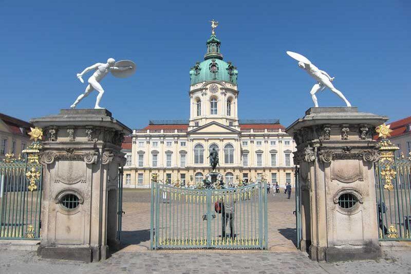 Schloss in Berlin Charlottenburg