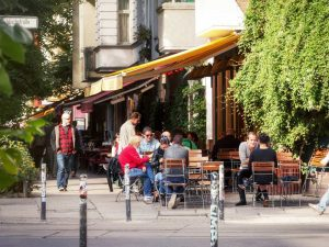Berlin Friedrichshain - Wühlichstraße