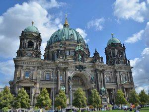 Berlin Mitte Berliner Dom