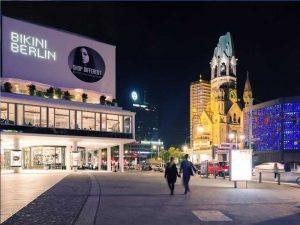 Berlin Mitte Breitscheidplatz