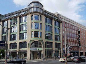 Berlin Mitte Leipziger Straße