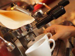 Straßenkaffee
