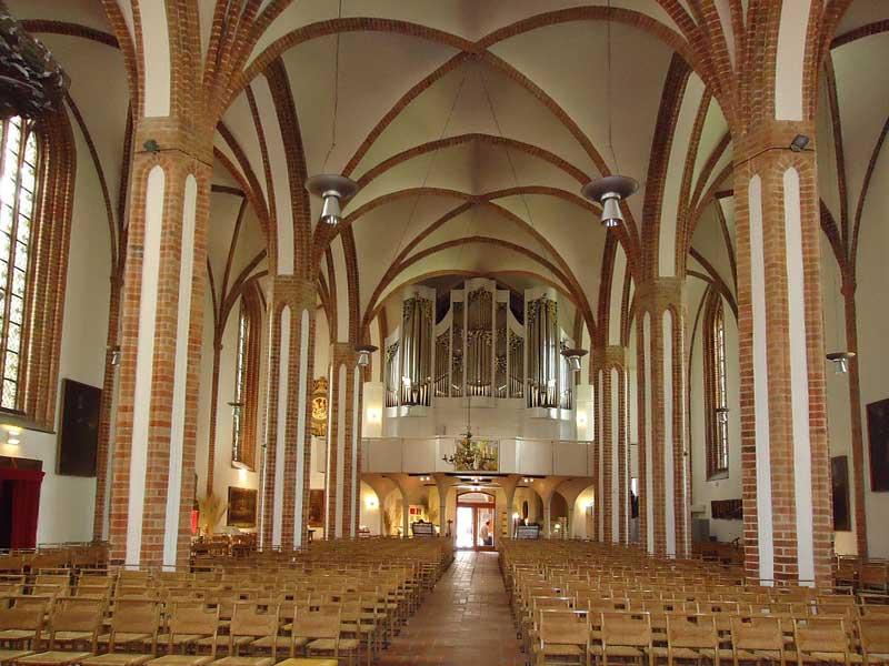 Kirche in Berlin Spandau