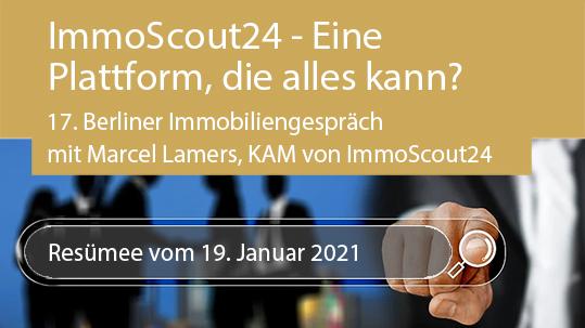 ImmoScout24 – Eine Immobilien-Plattform die alles kann?