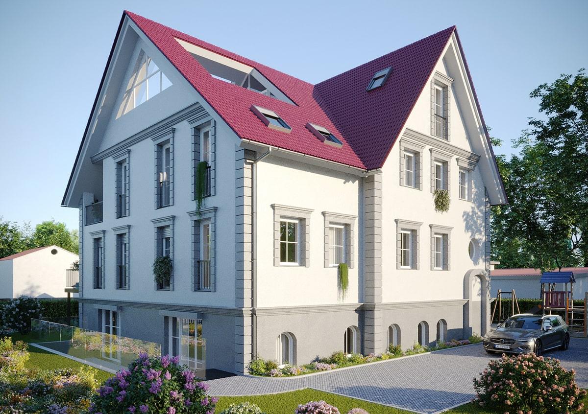 Zuhause in einer Villa in Teltow?