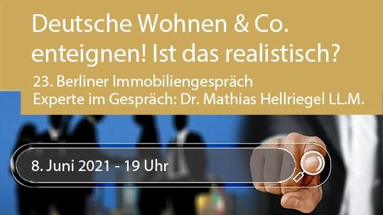 Deutsche Wohnen & Co. enteignen – Wie realistisch ist das Vorhaben?